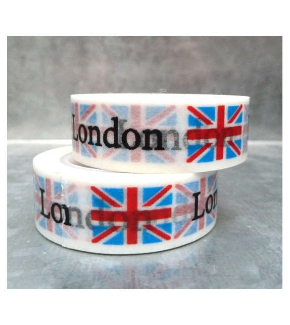Masking tape - London Union Jack