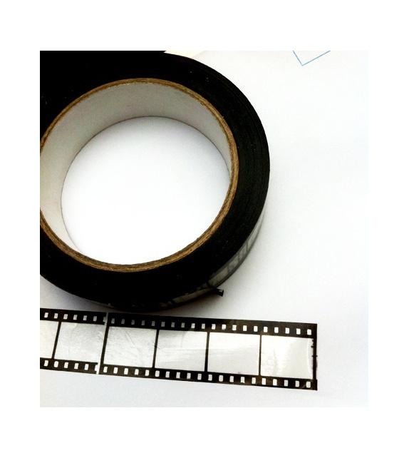 Déco Tape Transparent - Pellicule 25 mm