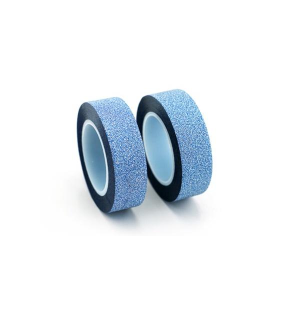 Masking Tape Paillettes - Bleu océan 10 m