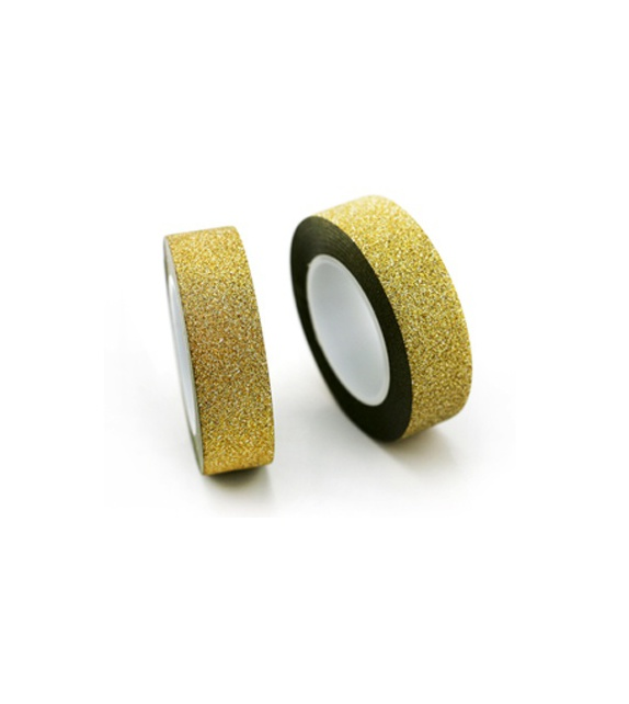 Solo Glitter - Gold 10 metres
