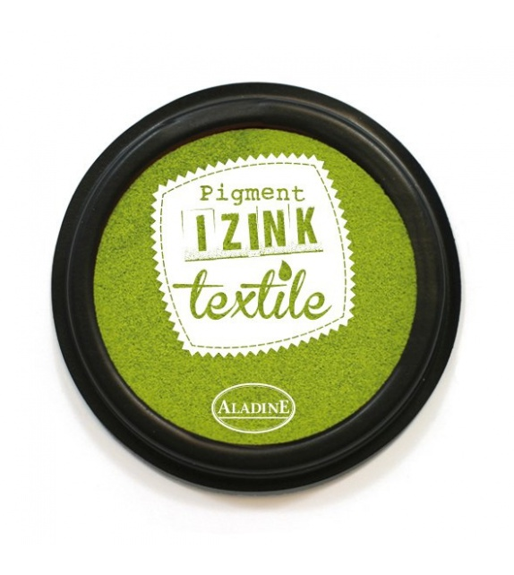 Encreur Textile Izink - Vert Absinthe