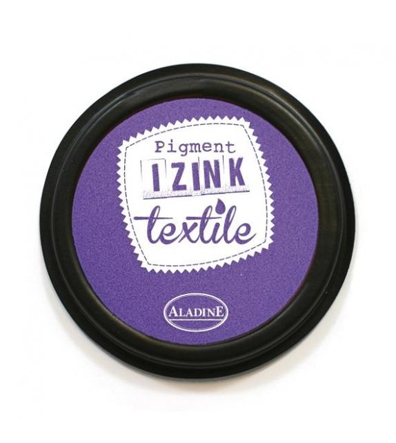 Encreur Textile Izink - Violet Grenache