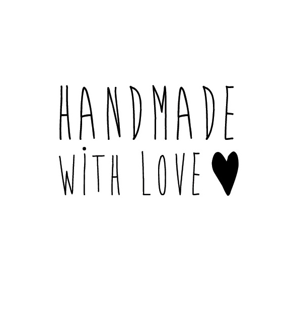 Tampon  - Handmade with Love ♥