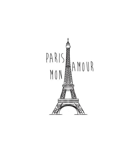 Tampon  - Paris mon amour