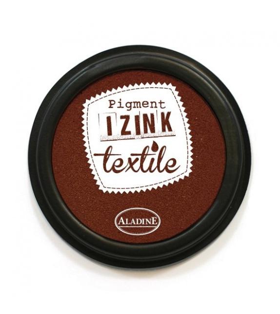 Encreur Textile Izink - Brun (Wood)