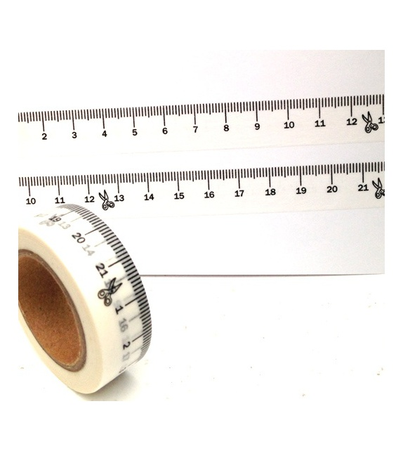 Masking Tape - double-décimètre