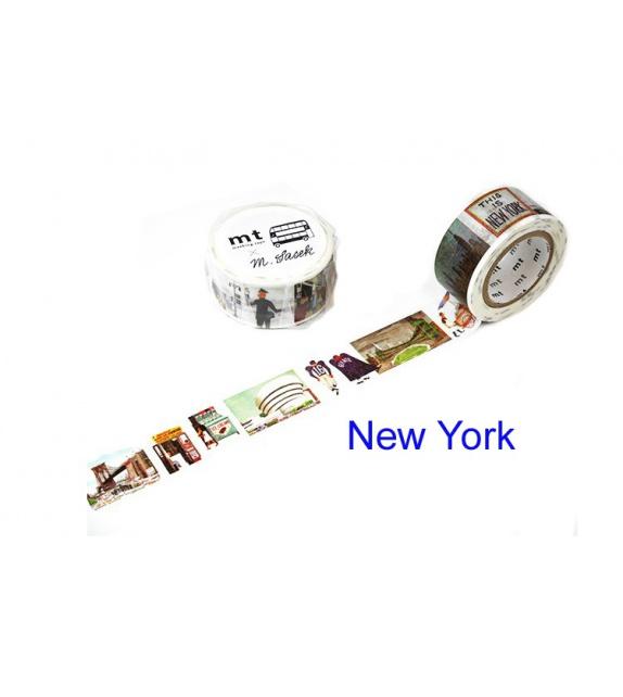 Solo mt ex - New-York by Miroslav Sasek