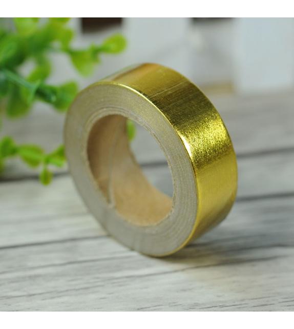 Masking Tape Foil Tape - Uni Or Jaune