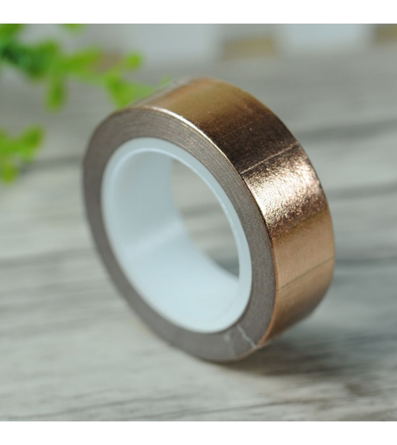 Solo Foil Tape - Solid Copper