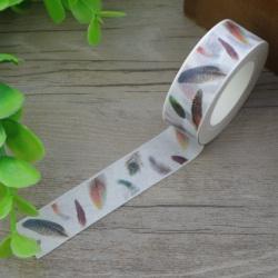 Masking Tape - Plumes d'oiseaux