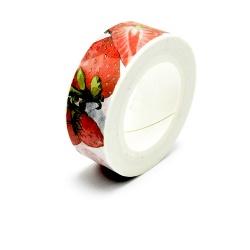 Masking Tape - Fraises Rouges