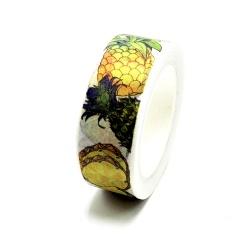 Masking Tape - Ananas tranches