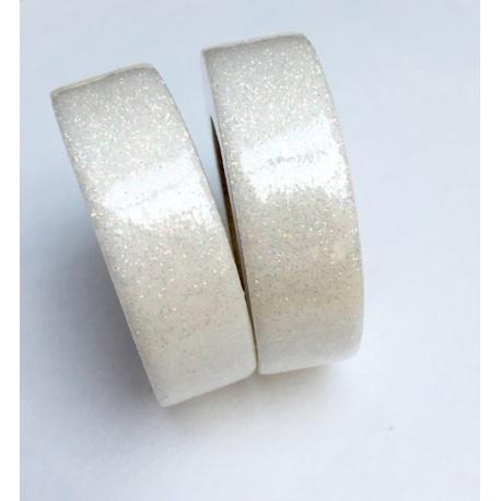 Solo Glitter - White