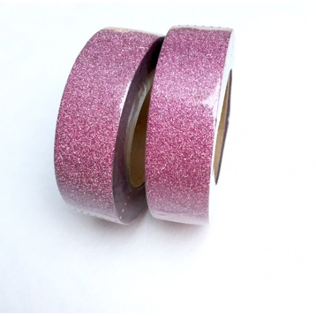 Solo Glitter - Medium Pink