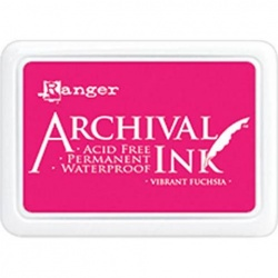 Ranger Archival Ink - Vibrant Fuchsia