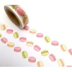 Masking Tape - Macarons Pastels