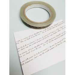 Déco Tape Transparent - Appareils Photos