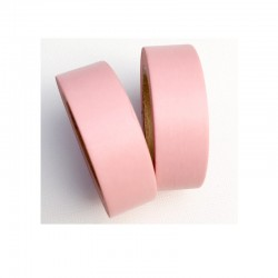 Masking tape uni - Rose Tendre