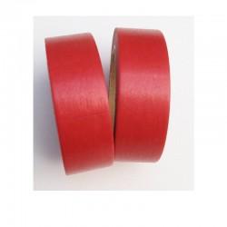 Masking tape uni - Rouge Vif