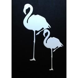 Die Gummiapan - Flamingos