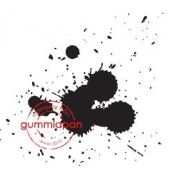 Tampon Gummiapan - Eclaboussure
