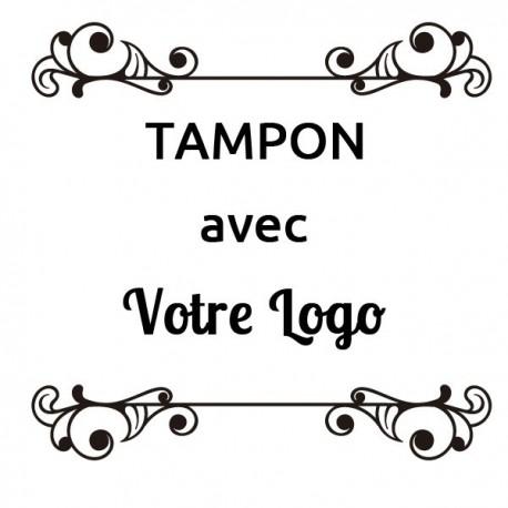 Customised rubber stamp - LOGO