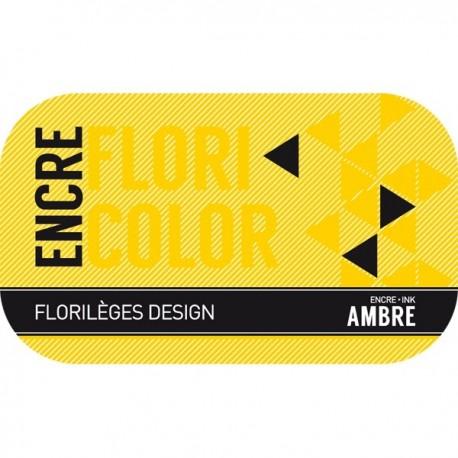 Encre Floricolor - Ambre