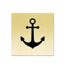 Rubber stamp - Anchor