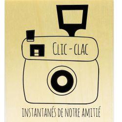 Clic-Clac Instantanés de notre amitié