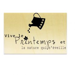 Vive le printemps - Scrapanescence - Collection 6