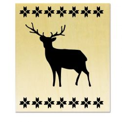 Cerf style scandinave