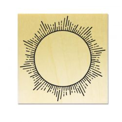Rubber stamp - Wreath C