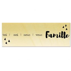 Gwen Scrap collection 1 - toi moi nous vous Famille