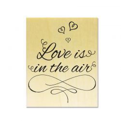 Love is the air