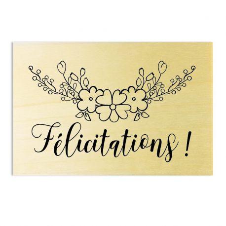 Félicitations ! Fleurs