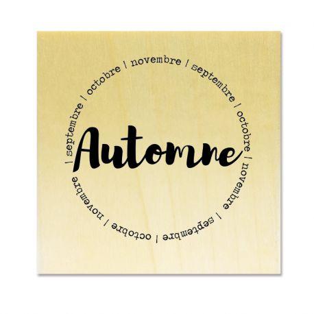 Gwen Scrap collection 4 - Automne -septembre -octobre-novembre (en rond)