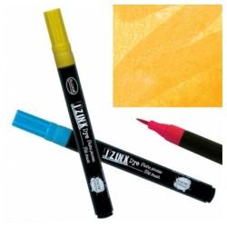 Feutre pinceau aquarellable Izink Dye - Aurore