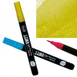 Feutre pinceau aquarellable Izink Dye - Verveine