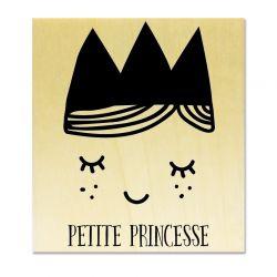 rubber stamp -Petite Princesse !