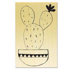 Tampon Cactus 01