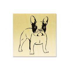 Rubber stamp - Bulldog