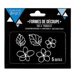 Die Florilèges Design - Fleurs et Feuilles