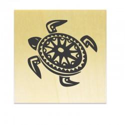 Rubber stamp - Tortoise