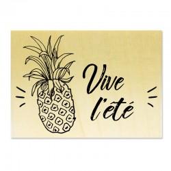 Tampon Collection Summer - Ananas C'est l'été