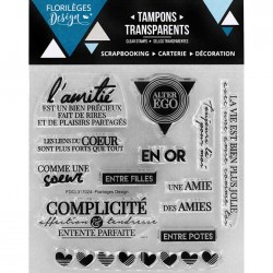 Tampons Clear - Mariage