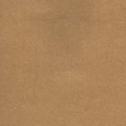 Papier 30 x 30 cm uni - Kraft Brun