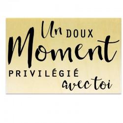 Collection Le Bonheur Complice - Moment privilégié
