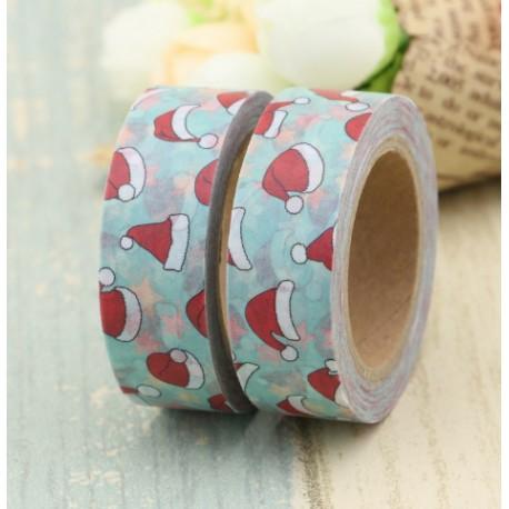 Masking Tape - Bonnet de père Noël