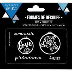 Die Florilèges Design - Cercles à Broder