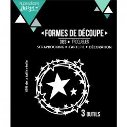 Die Florilèges Design - Ronde d'étoiles